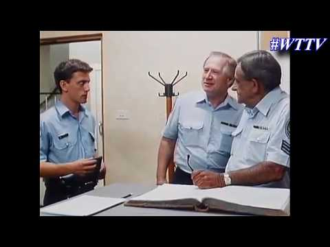 Scales of Justice Part 1 - The Job (NSW Police Drama)