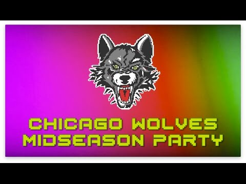 Chicago Wolves Midseason Party 2017