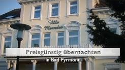 Ferienwohnung Bad Pyrmont Pension Bad Pyrmont Urlaub Bad Pyrmont Pension Villa Mercedes