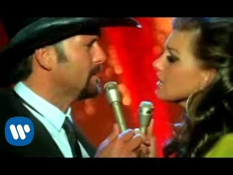 Faith Hill  Like We Never Loved At All ft Tim McGraw