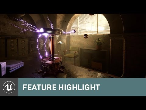 An Introduction To Niagara | Feature Highlight | Unreal Engine Livestream