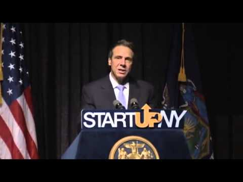 Governor Cuomo Discusses Start-Up NY Proposal and Economic Development Agenda in Buffalo