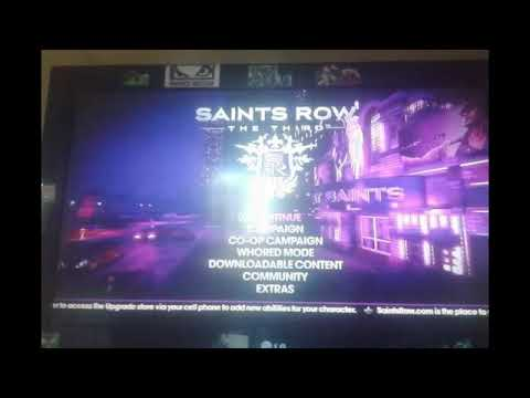 Games eduu no saints row the third |