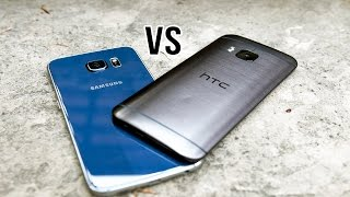 Samsung Galaxy S6 vs HTC One M9: Over 1 Month Later!