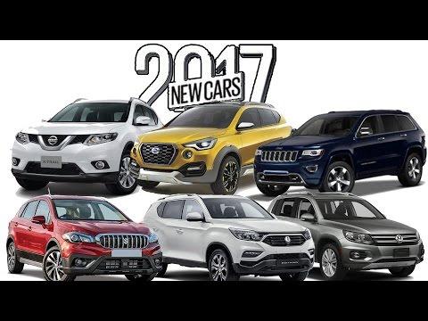 New Upcoming SUV Cars In 2017 | Volkswagen Tiguan, Maruti S-Cross Facelift