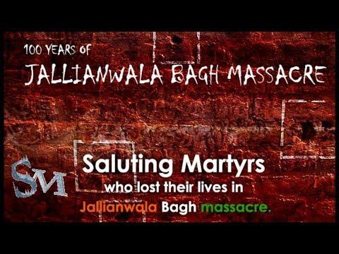 Signature Morons Specials : Jallianwala Bagh: 100 Years