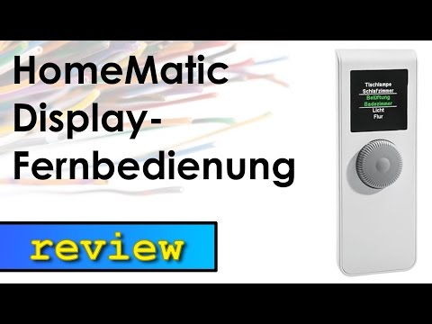 full download homematic review zur hm rc 4 2 fernbedienung. Black Bedroom Furniture Sets. Home Design Ideas
