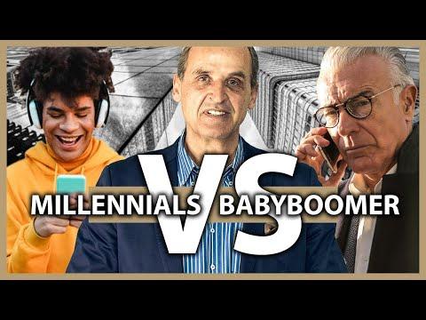 Die Versklavung einer Generation [Millennials vs. Babyboomer]