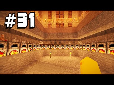 SISTEMA DI FORNACI INDUSTRIALI #31 - MINECRAFT GAMEPLAY ITA