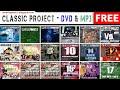 THE CLASSIC PROJECT 01 al 14 en DVD & MP3