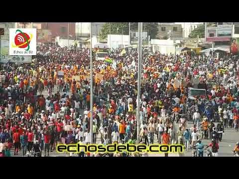 La grande mobilisation du 09 novembre 2017 à Lomé qui ne dit pas son nom