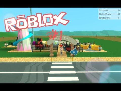 Le Park De La Build_Team |  Theme Park Tycoon