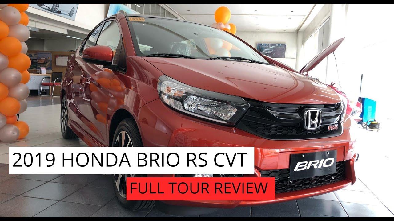Kelebihan Honda Brio Rs Cvt Review