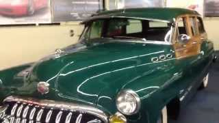 1950 Buick Super Estate Wagon Antique Car For Sale