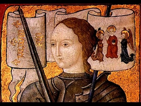 ASMR - History of Joan of Arc (featuring Springbok ASMR)