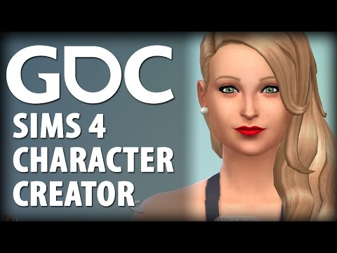 Innovation in the Sims 4 Character Creator