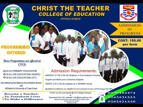 Christ the Teacher College of Education