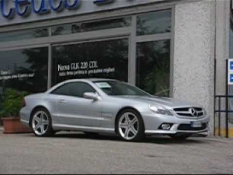 mercedes sl 350 my2009 youtube. Black Bedroom Furniture Sets. Home Design Ideas