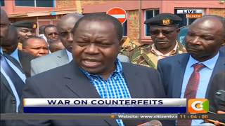 We are going to act without mercy says Fred Matiang'i #CitizenExtra