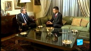 Mounir Fakhry Abdel Nour, Egyptian Trade and Industry Minister - THE INTERVIEW