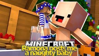 Minecraft Ramona's Dolly-LITTLE CARLY IS GIVEN TO A NAUGHTY BABY?
