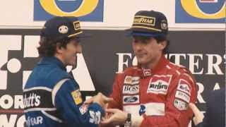 Limit is reality: Prost vs Senna