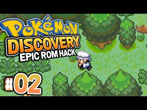 WHO IS OUR EEVEELUTION STARTER!? - (Pokémon Discovery Rom Hack #02)
