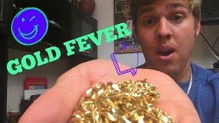 Buying a gold chain