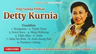 Gambar cover Pop Sunda DETTY KURNIA Full Album Bonganna - Lagu Sunda Pilihan Detty Kurnia