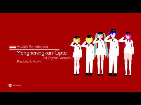 【Pro-Vocaloid feat. All Crypton Vocaloids】 Mengheningkan Cipta