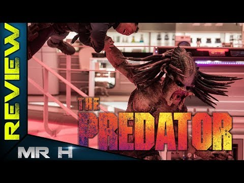 The Predator 2018 MOVIE REVIEW – Podcast