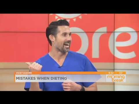 Dr. Tunis Hunt discusses Common Major Dieting Mistake