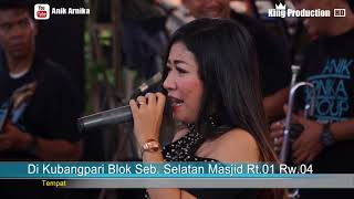 Jamu Gendong Cicy Nahaty Arnika Jaya Live Kubangpari Kersana Brebes