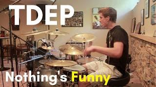 The Dillinger Escape Plan - Nothing's Funny drum cover