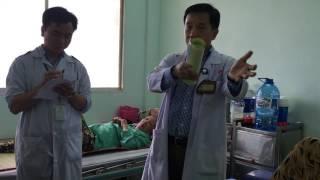 Một trường hợp viêm tụy cấp do sỏi mật
