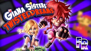 FR: Giana Sisters: Twisted Dreams for PS4