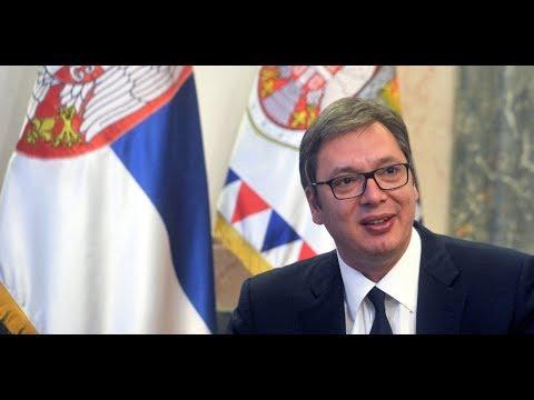 Вучић: Србија неће дозволити прекрајање историје