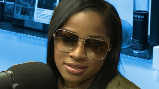 Toya Wright Interview at The Breakfast Club Power 105.1 (02/22/2016)