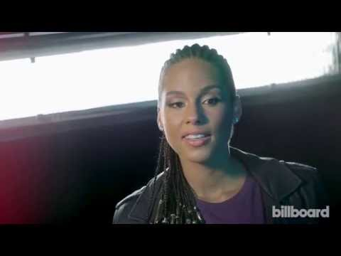 """Alicia Keys on Her Inspirational """"We Are Here"""" Movement"""