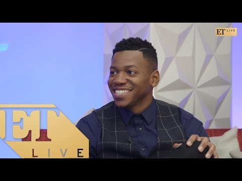 How Chris Blue Is Planning to Become the First 'The Voice' Superstar | ET Live Full Interview