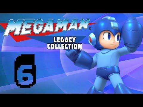 Mega Man Legacy Collection Part 6  