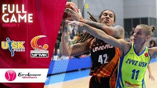 Download lagu ZVVZ USK Praha v UMMC Ekaterinburg - Full Game - EuroLeague Women 2020