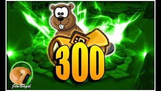 300 Summons for Sneaky Beaver! (Summoners War)