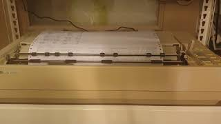 EPSON LQ-1050 DOT PRINTER TEST…