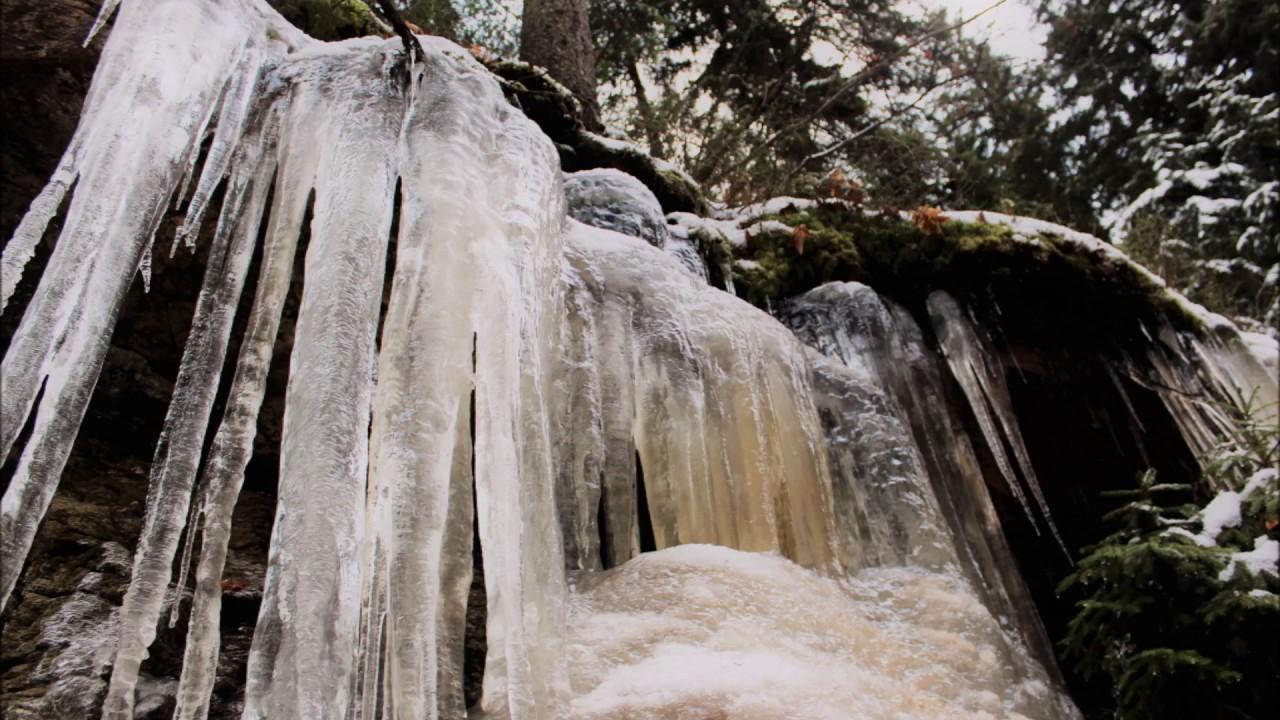 Rissloch Wasserfälle