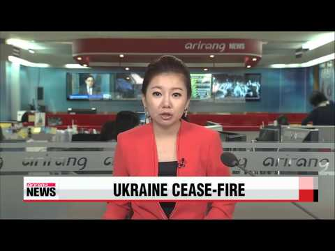 Ukraine's Poroshenko ends cease-fire with rebels