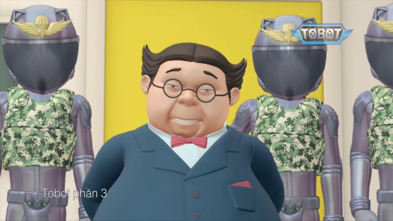 Tobot dau voi Tobot -324 | Trong tiếng Việt | Phần 3 Full tập | Phim hoạt hình