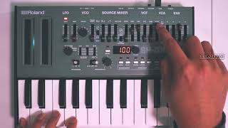 Roland SH 01A Review