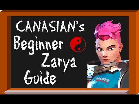 GM Zarya Guide: Zarya Basics, Mechanics and Tricks