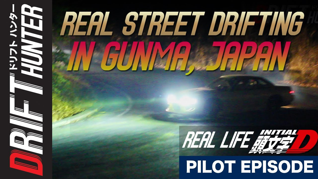 Japan's Real Life Initial D Car Scene Isn't What You Think
